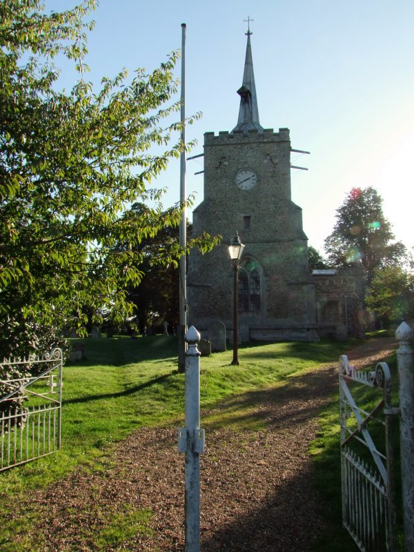St. Mary & St. John  parish  church