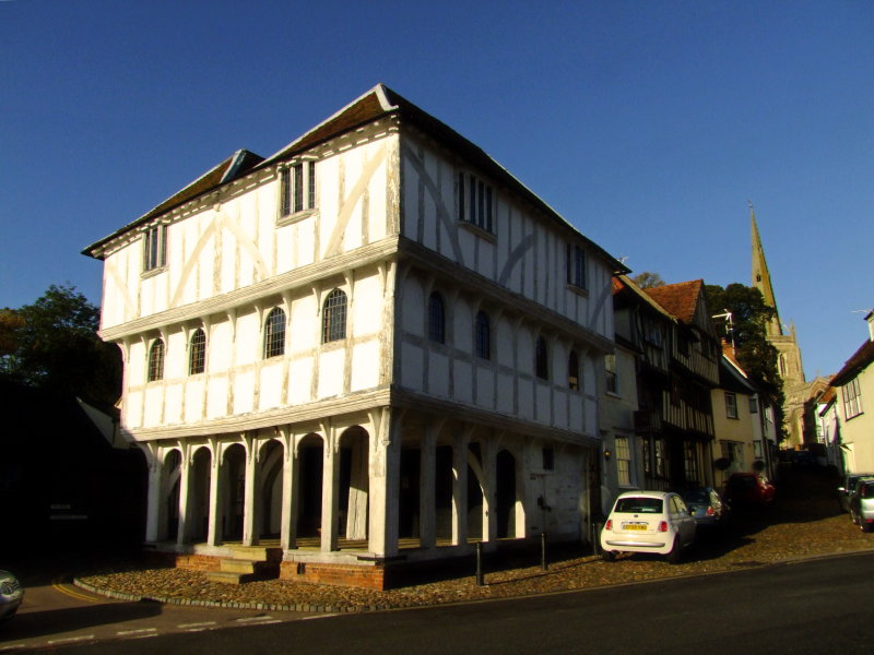 Medieval  Guildhall.