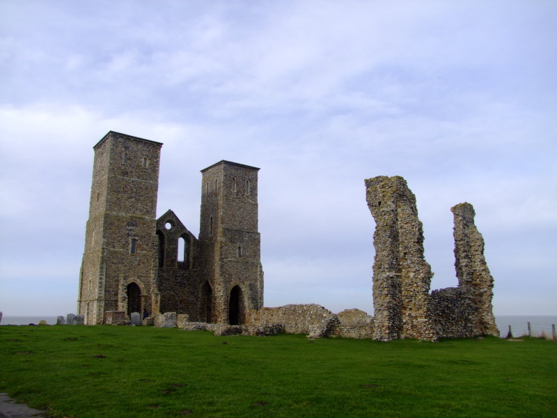 Ruins  of  St.Marys  church