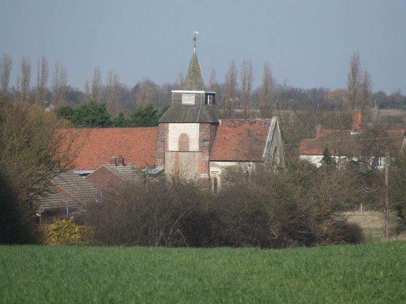 Fyfield Church
