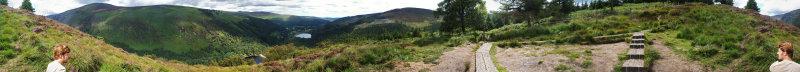 Glendalough Valley 360º