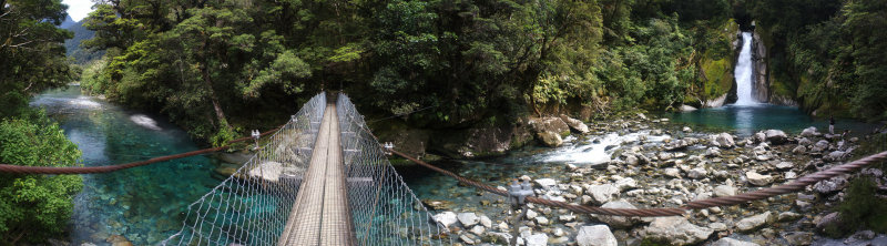 giants gate falls and swingbridge