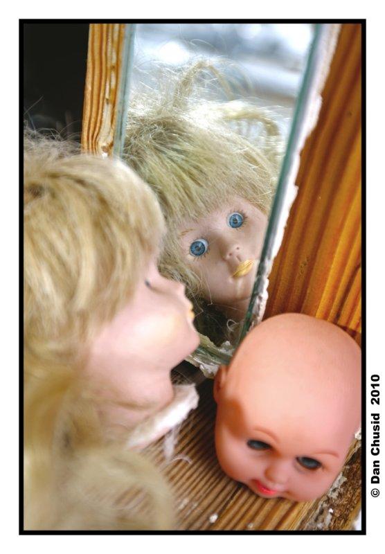 Abandoned Dollheads