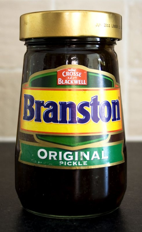 Bring out the Branston