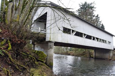 Crawfordville Covered Bridge