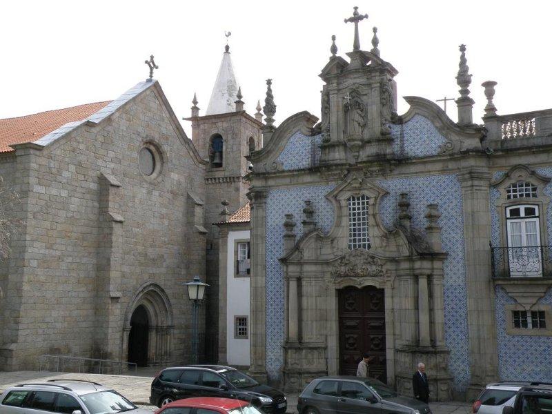 the Igreja de Sao Francisco