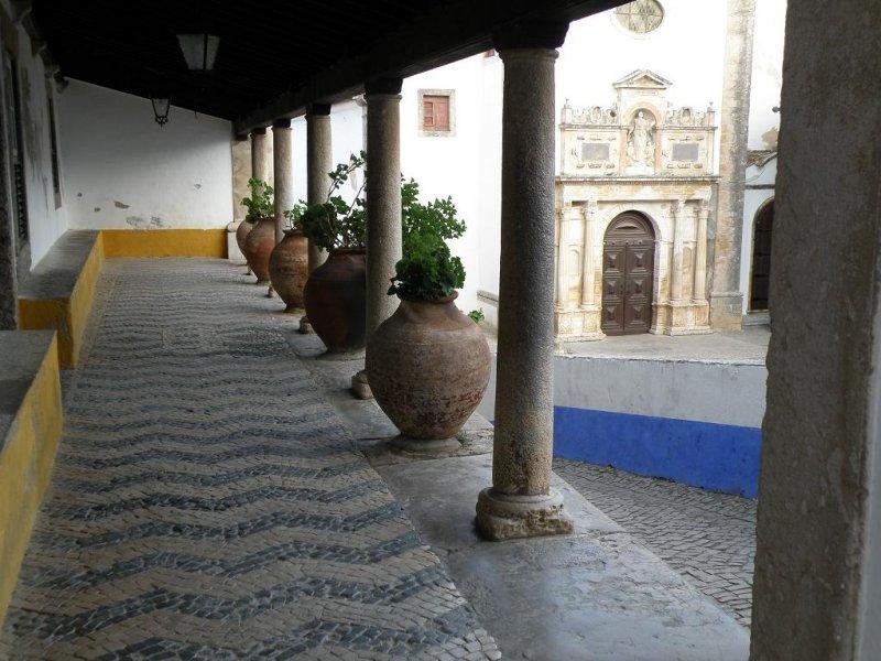 near the Igreja de Santa Maria