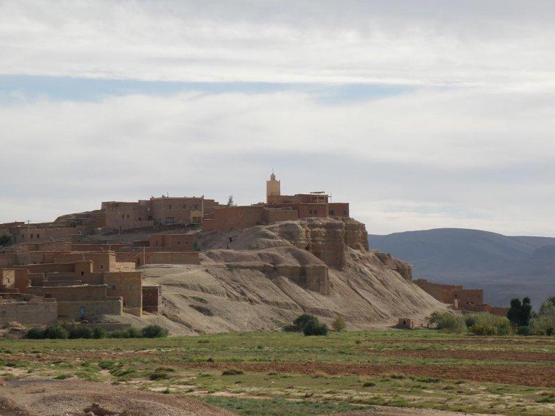 Tikirt, outside Ouarzazate