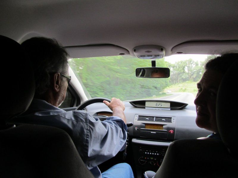 next day, a drive out south to Alta Gracia with Diana and Daniel