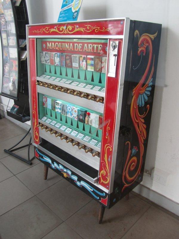 an art machine!
