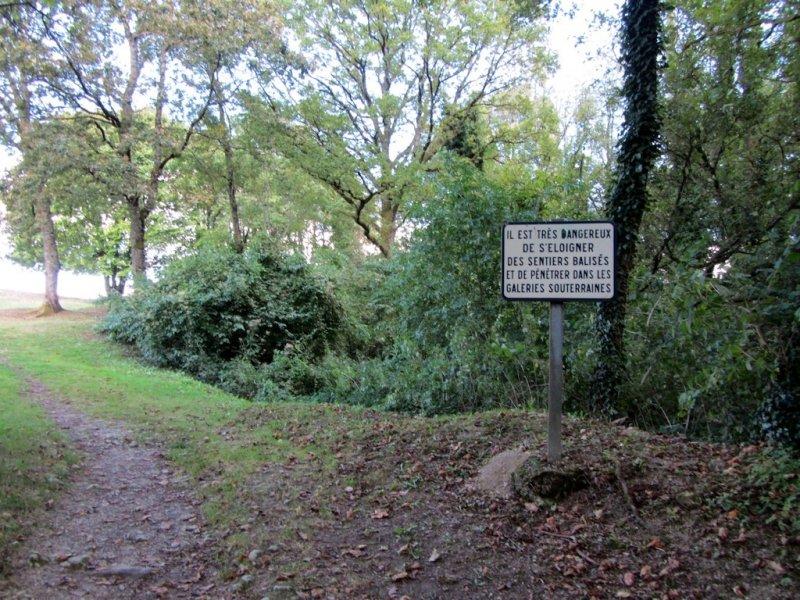 the original village stood on this mount