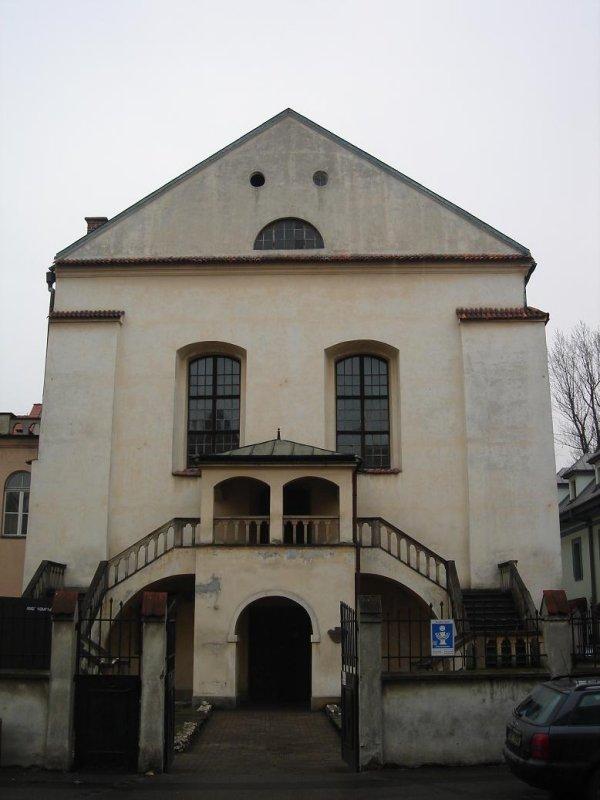 Isaacs Synagogue (museum)