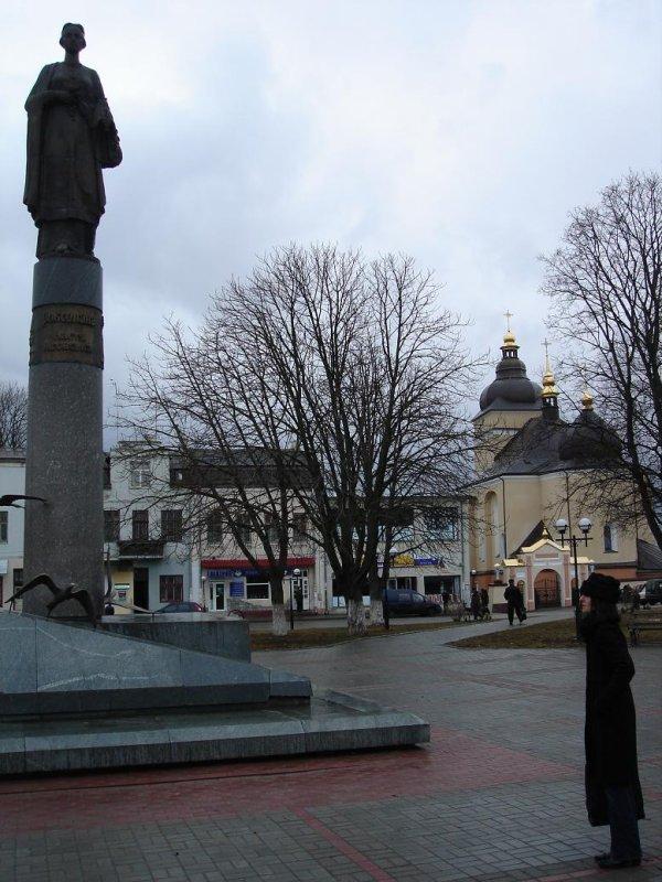 on Roxelana square