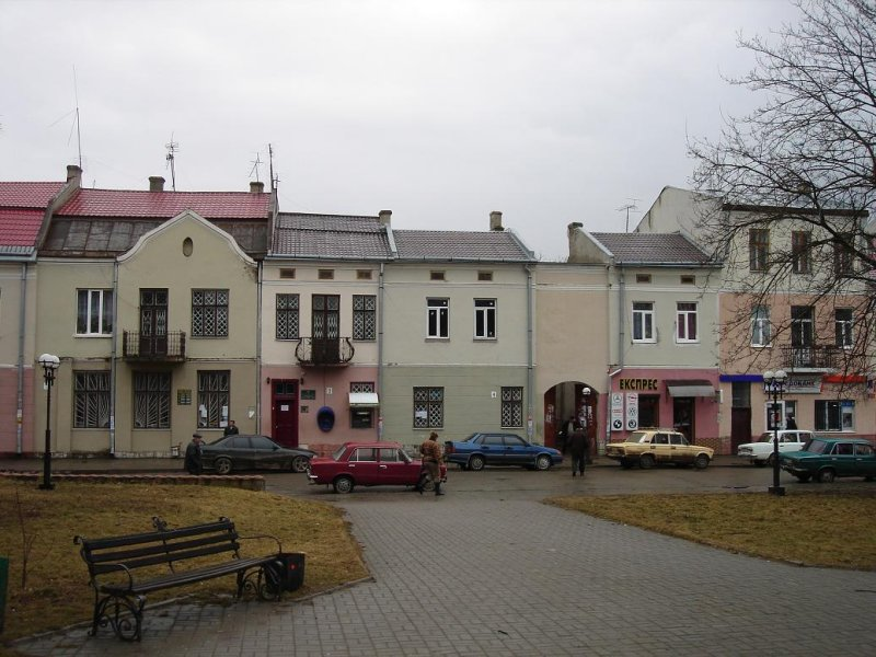 south side of square