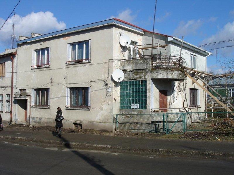 Chaim Skolnik residence (across from Dudky Horn)