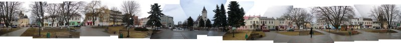 panorama: Roxelana square