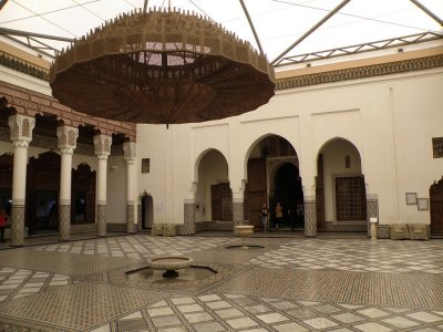 in the Marrakech Museum