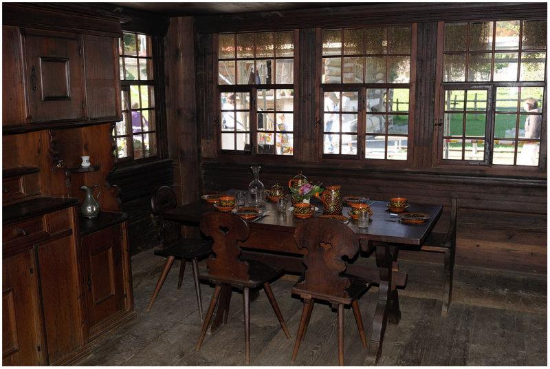 Maison paysanne (1709)