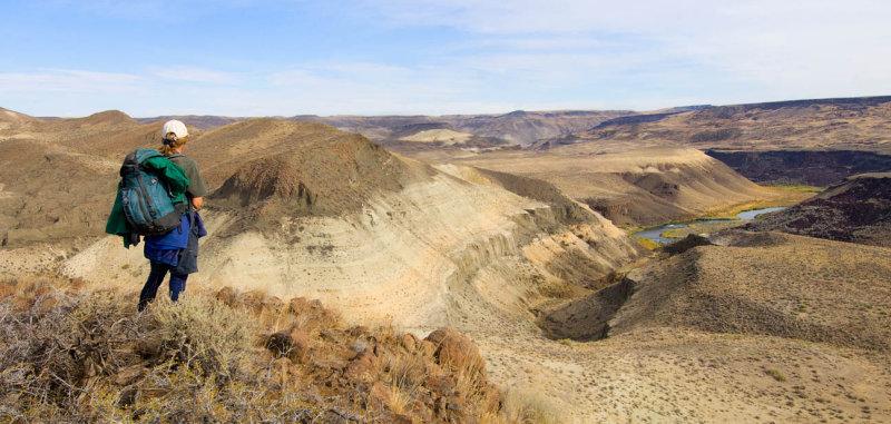 owyhee river overlook-chalk basin.