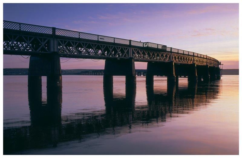 Tay railway bridge, Dundee