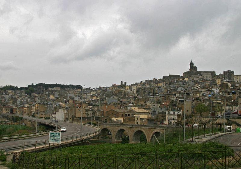 Caltagirone,very interesting town,Sicily
