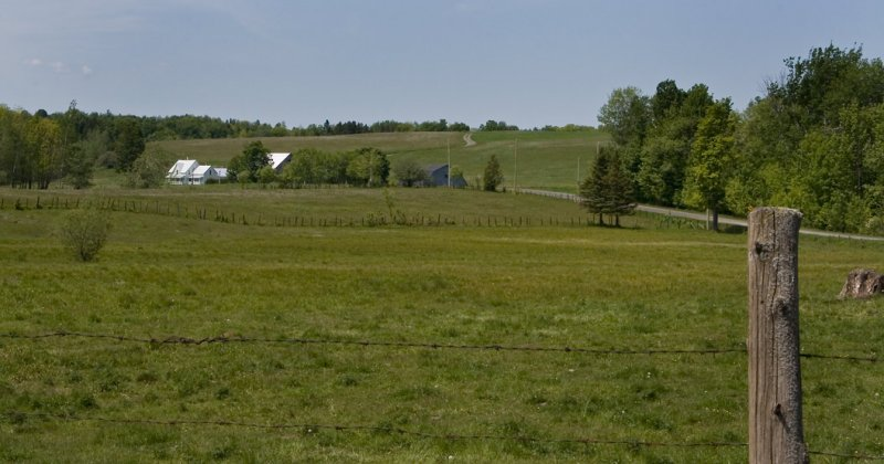 Paysage des Cantons de lEst_Eastern Township landscape