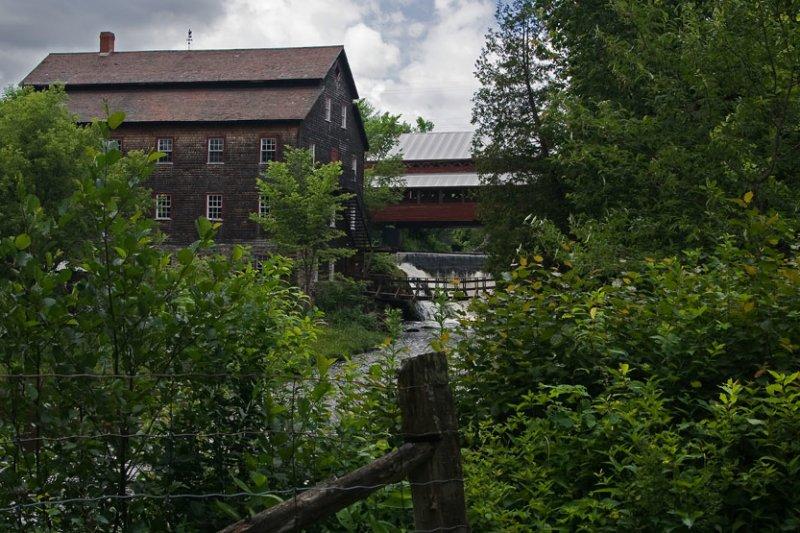 Moulin a laine_Woolen Mill
