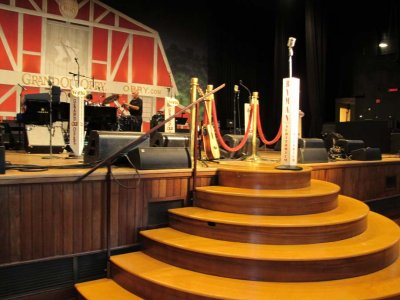 The Grand Ole Opry - Ryman Theatre