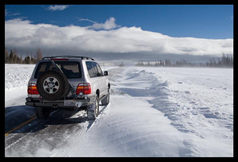 Frozen Road