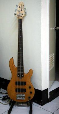 Bass Yasmaha BBN5II -