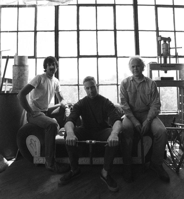 Three framebuilders