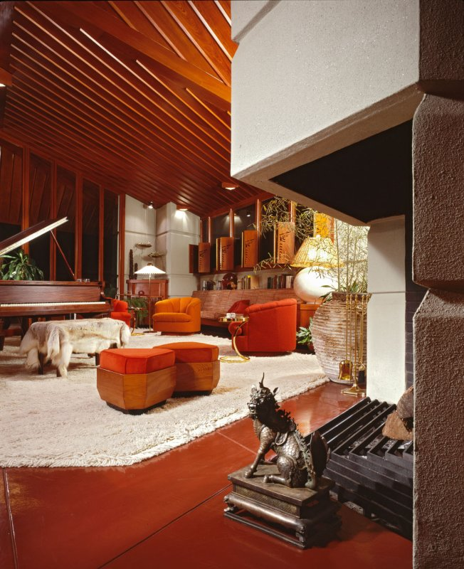 Adams Residence - Frank Lloyd Wright