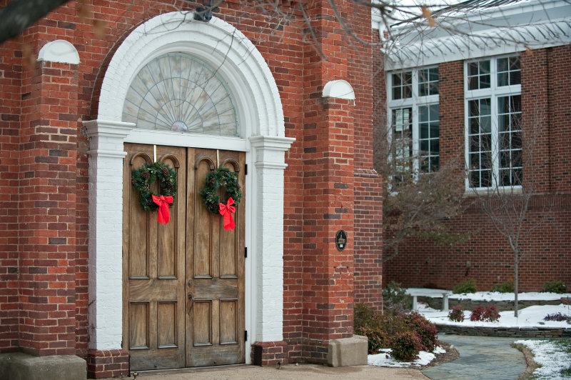 Welcoming Doors