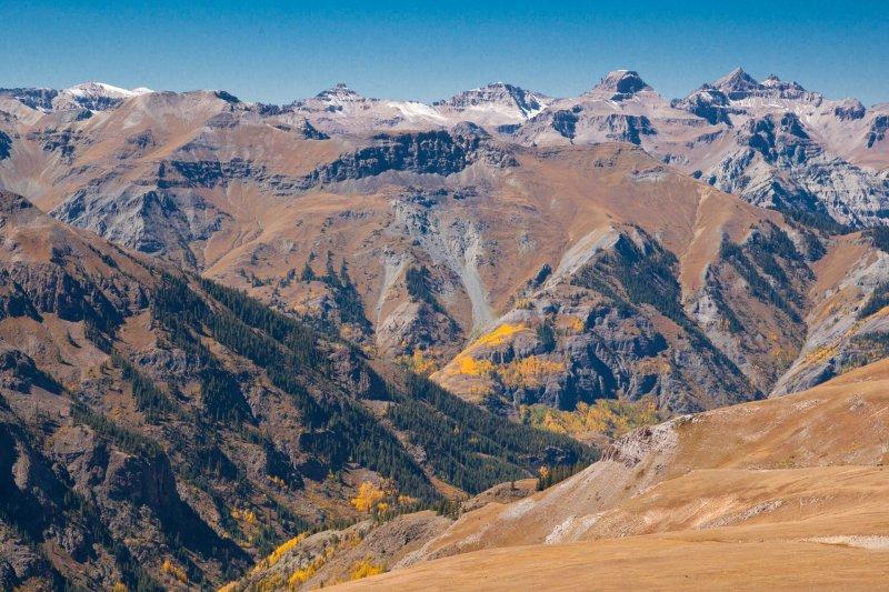 Overlook Near Engineers Pass