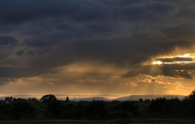 September 18 - Breeze of a sunset