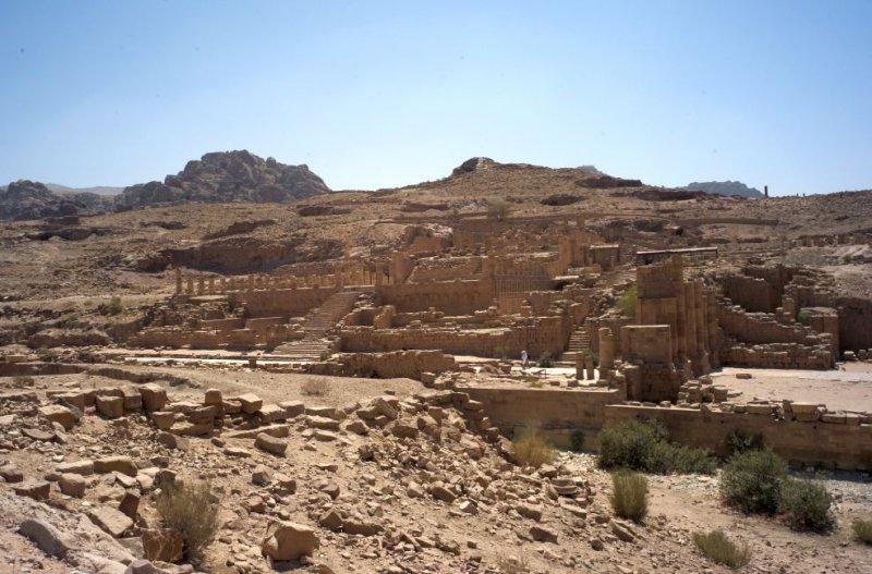 Petra - Great Temple