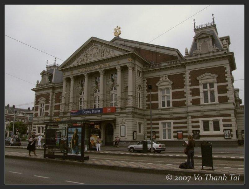 Amsterdam Concert Hall