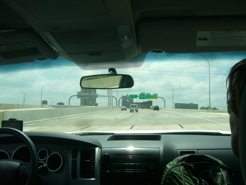 New Minneapolis Bridge