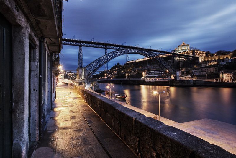 Porto bridge