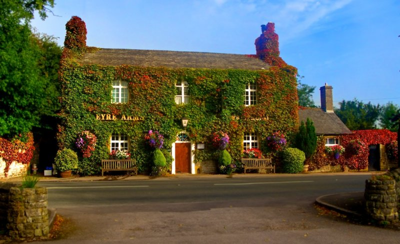 Eyre Arms Inn - Derbyshire Dales