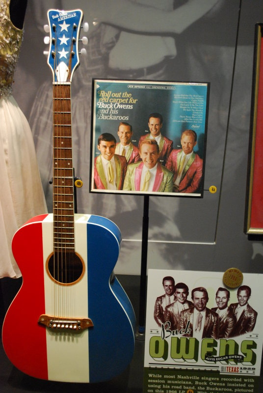 Buck Owens famous guitar