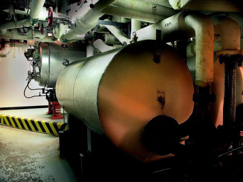 Main Boilers Room