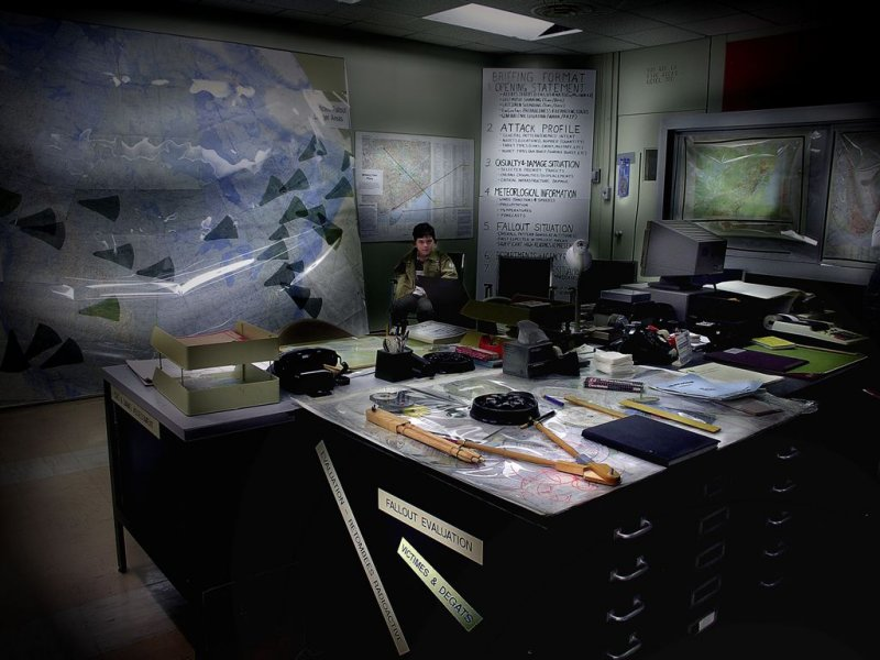 Counter Attack Planning Room