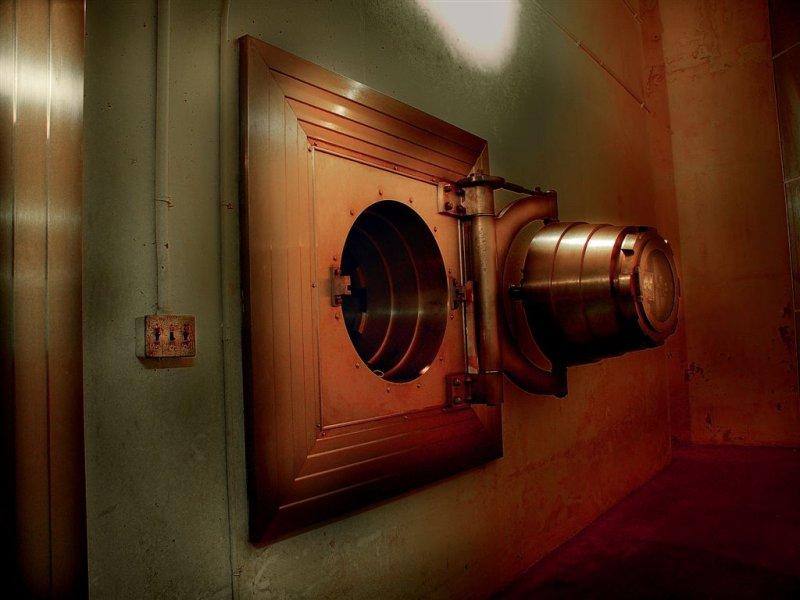 Bank Treasury Hatch