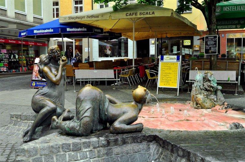 Avant Garde Cauchemar, Würzburg