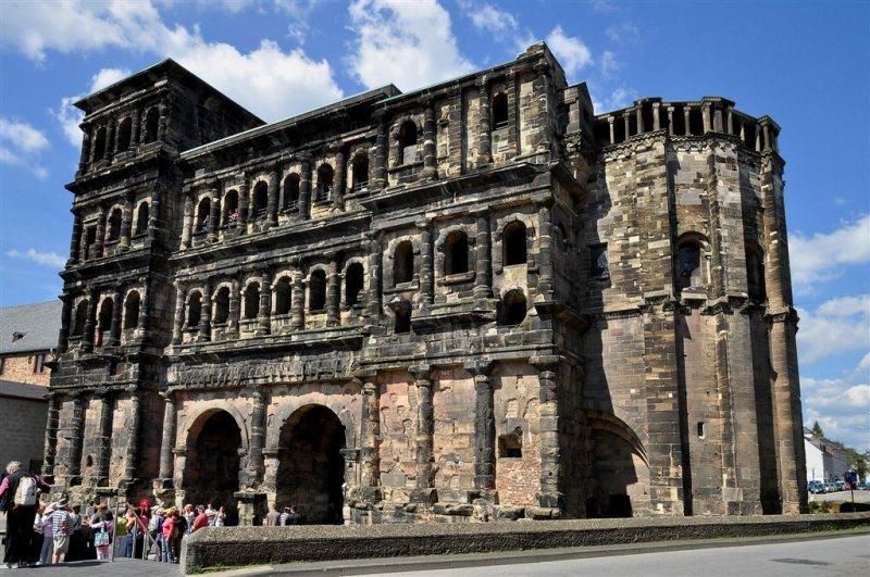 Roman Porta Nigra, Trier