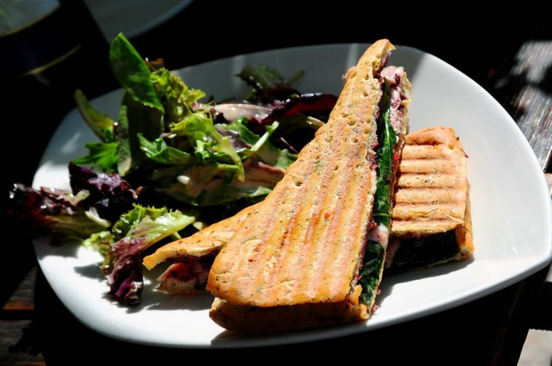 Classic German Dish, Grilled Crostini with Turkey and Olives Tapenade, Rothenburg