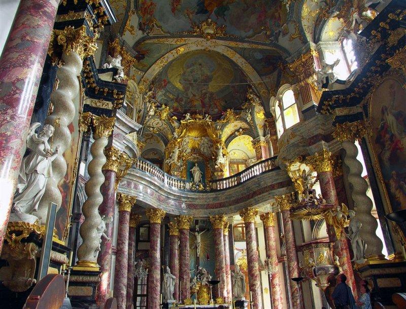 Splendor of Bishops Residence , Wurzburg