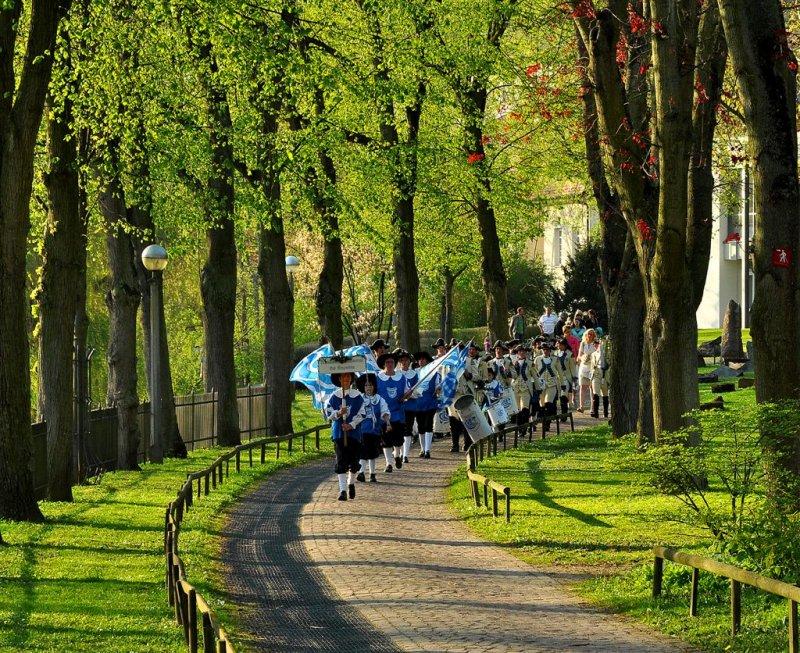 Kids on Parade, Bad Mergentheim