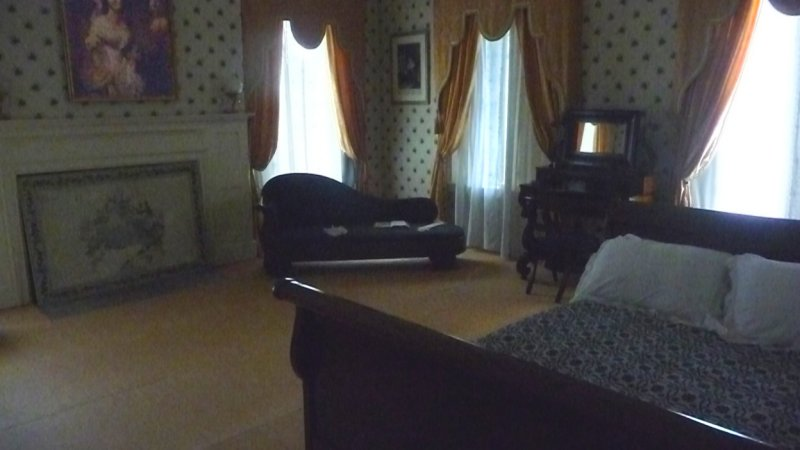 Abrahams Bedroom, Martins first son. He was introduced by Dolly Madison to his wife Angelica at Martins inaugural ball.